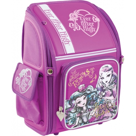 "Ранец каркасный Н-18S ""Ever After High"", 34*24*15см"
